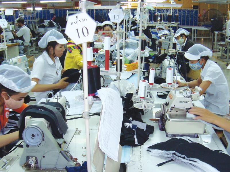 Kết quả hình ảnh cho Dệt nhuộm có là nỗi lo cho ngành dệt may Việt Nam khi gia nhập TPP